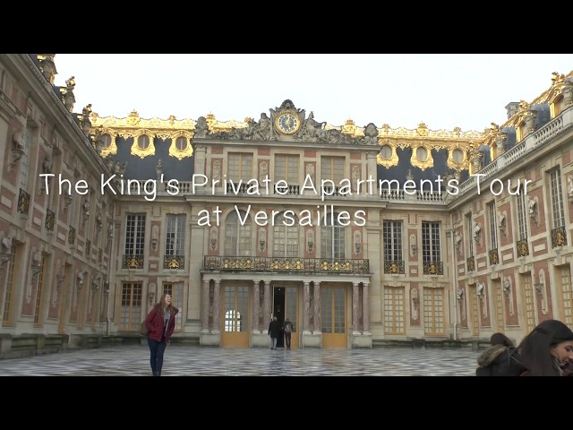 The King's Private Apartments