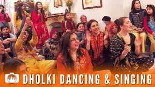 DHOLKI DANCING & SINGING  | Islamabad, Pakistan (#3)