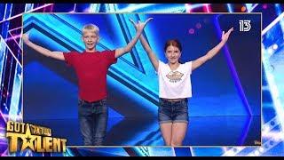 הכי לא קומסי קומסה: יורי וליבי שורפים את הבמה בג'ינס וטי שירט