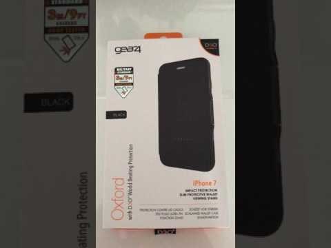 Gear4 D30 Oxford Protective Case - Review