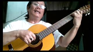 guitar Đình Khái - noi dau muon mang (ngo thuy mien)