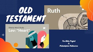 Ruth & Word: Lev - HEART | Episode 10 | The Bible Project