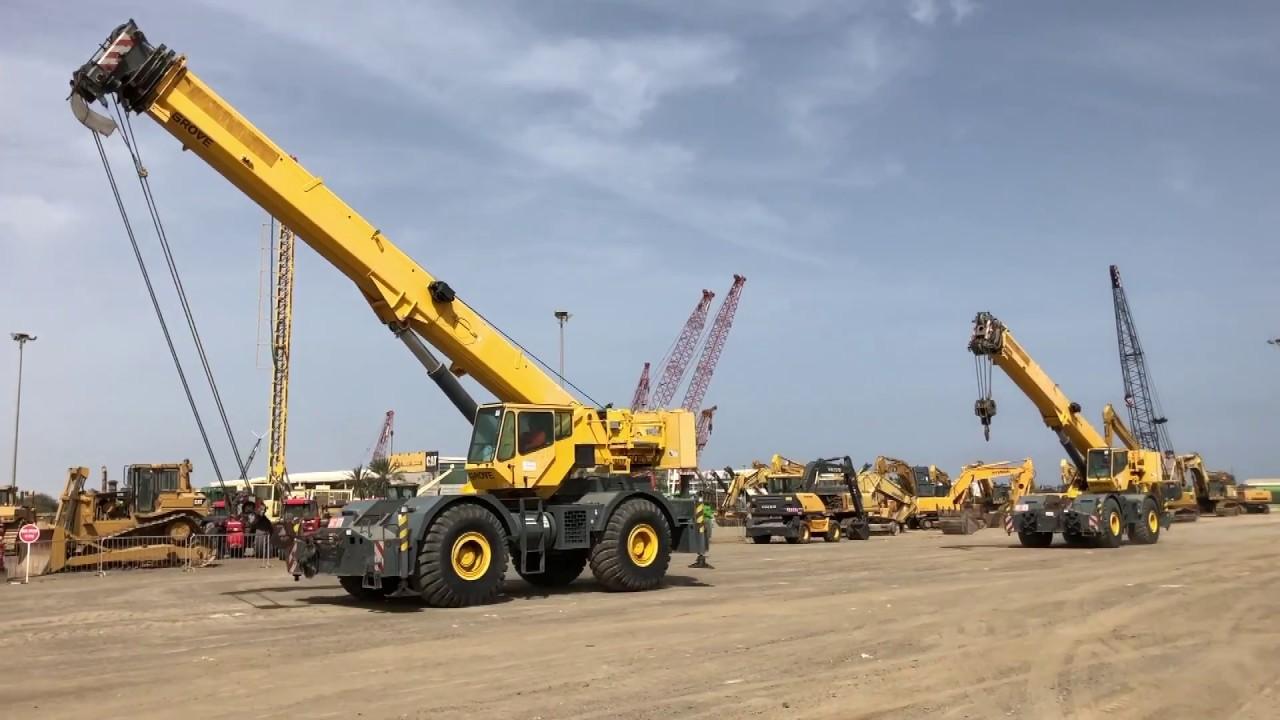 Ihram Kids For Sale Dubai: Heavy Equipment Auction In Dubai (UAE) - YouTube