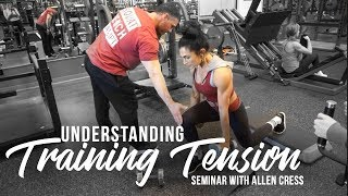 What's Your Training Missing?   Seminar with IFBB Pro Allen Cress