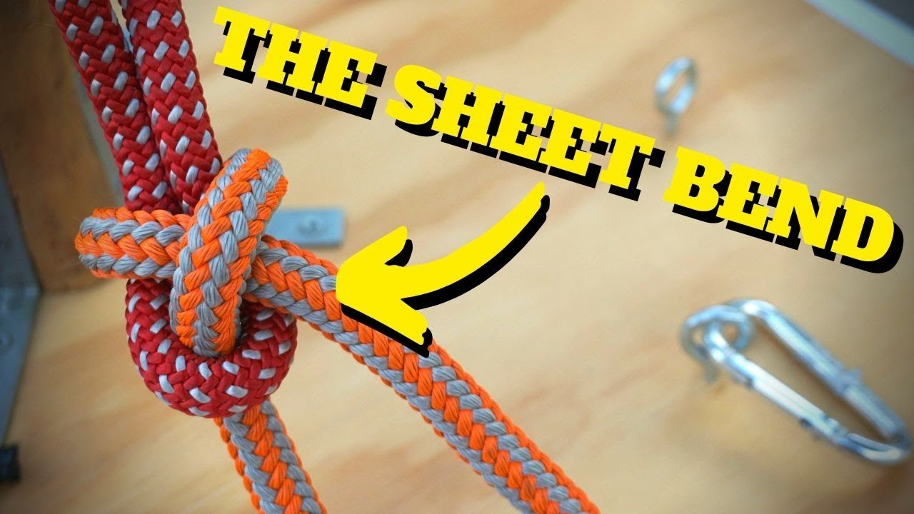 how to tie a tree climbing knot
