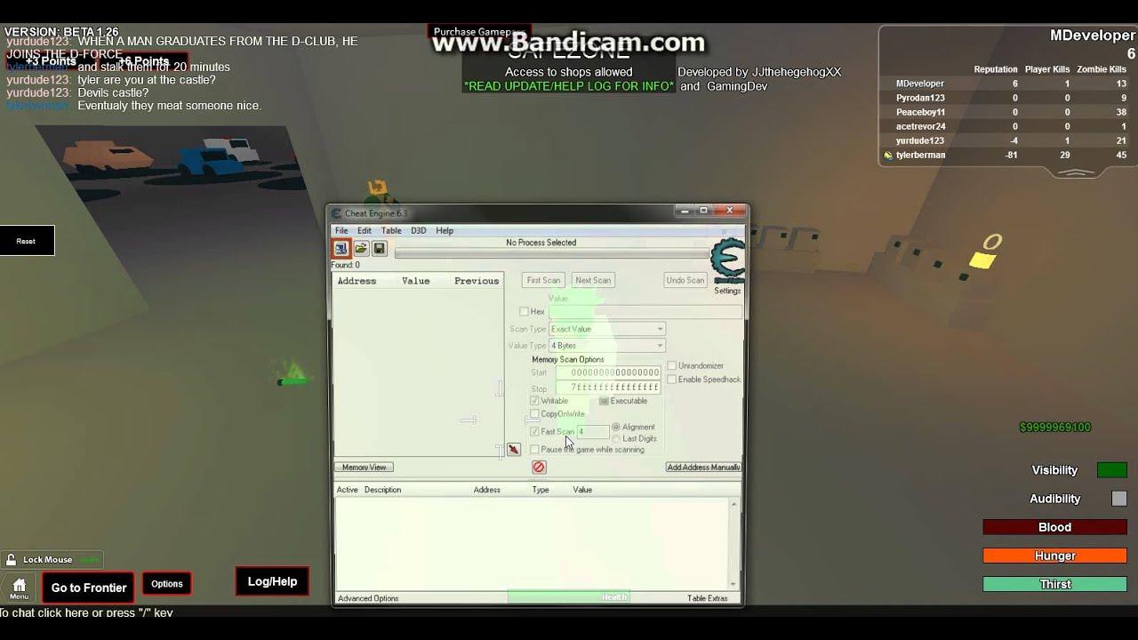 Dayz Roblox Item Hack Youtube