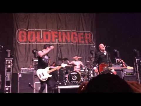 Goldfinger  99 Red ballons  Musink