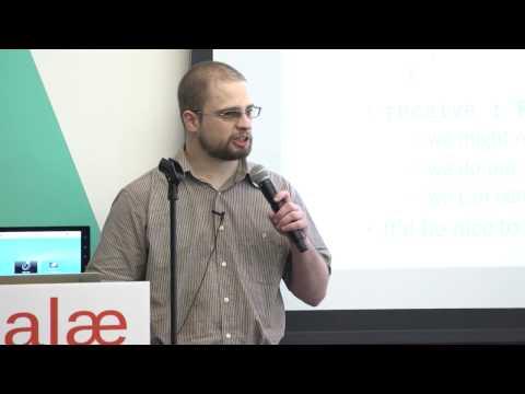 scala.bythebay.io: Daniel Urban, Functional API for defining type safe, reliable Akka actors
