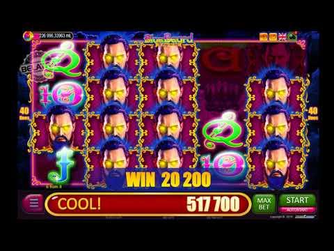 Крупный выигрыш в онлайн казино | BLUE BEARD | Игровой автомат БЕЛАТРА | Online Slot | Big Win