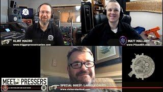 Larry Vickers - Army Delta Force veteran, author, FTA board member - Season II, Episode XXVIII