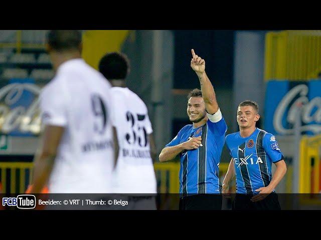2010-2011 - Jupiler Pro League - 08. Club Brugge - AS Eupen 4-0