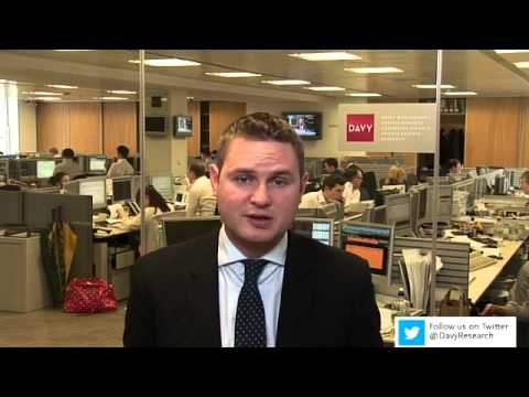Conall Mac Coille - discusses UK Economic Forecasts (May 3rd 2013)