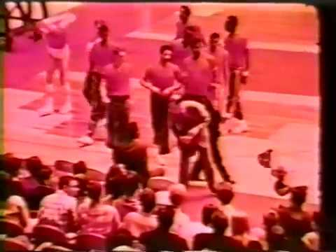 ABA Basketball Highlights - 1971 Dr. J Rookie Season! 1968 and 1970 Finals