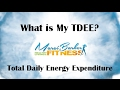 Total Daily Energy Expenditure - How to know how many calories you need to lose weight