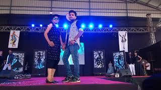 Symphony 2K18 Western Fashion Show Department Of Technology, Shivaji University, Kolhapur.