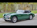 Austin Healey 3000 MKIII BJ8 walk around - (SOLD) - CALL 305-988-3092