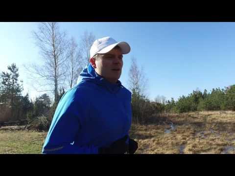 #rajavallutaja hommikujooks - Kuressaare linnapea Madis Kallas