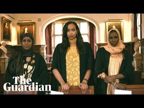 Young, British and Somali at Cambridge University
