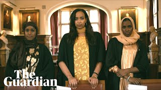 Young, British and Somali at Cambridge University