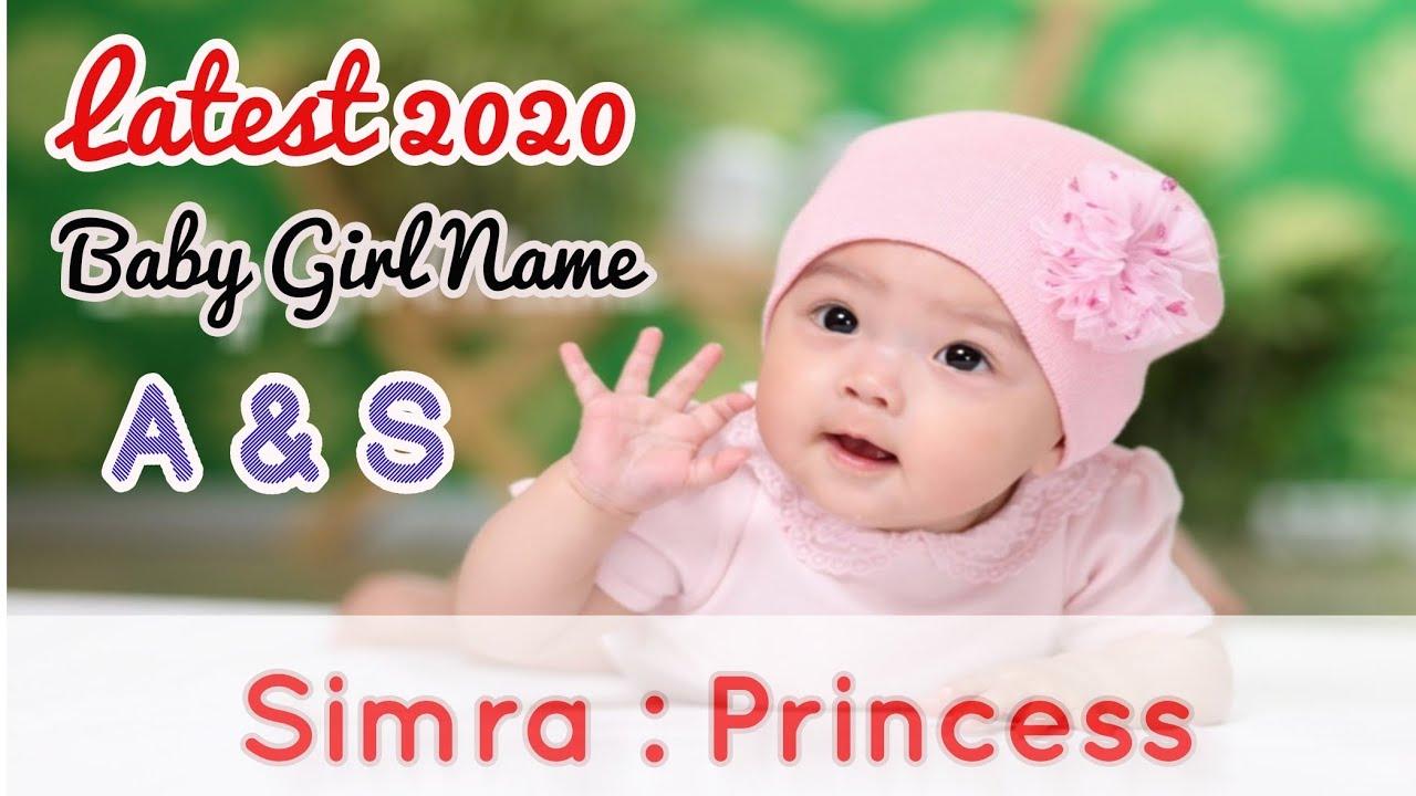 Trendy Muslim arabic baby girl names starting letter 'A ...