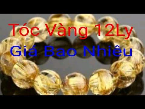 Thạch Anh Tóc Vàng 12 ly Gía Bao Nhiêu?- Phong Thủy Qúy Nguyên