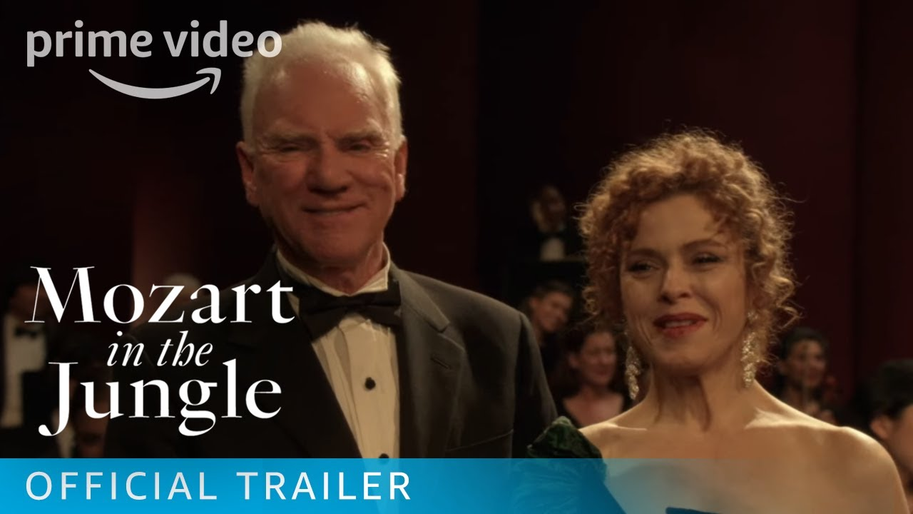 Download Mozart in the Jungle - Official Trailer | Prime Video