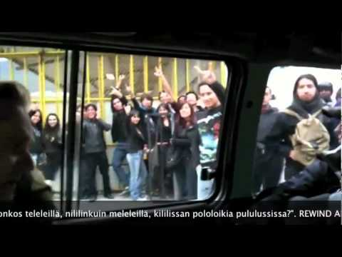 SONATA ARCTICA - PART 4 - Latin America Tour Documentary (OFFICIAL) Mp3