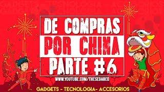 DE COMPRAS POR CHINA #6 | Gadgets & Accesorios Tecnológicos en OFERTAS Y DESCUENTOS - [GEARBEST]
