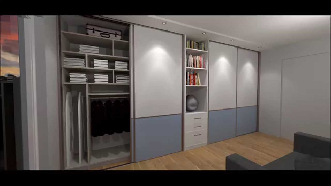 cabinet einbauschrank nach ma youtube. Black Bedroom Furniture Sets. Home Design Ideas