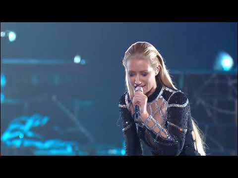 Iggy Azalea & Rita Ora - Black Widow VMA 2014