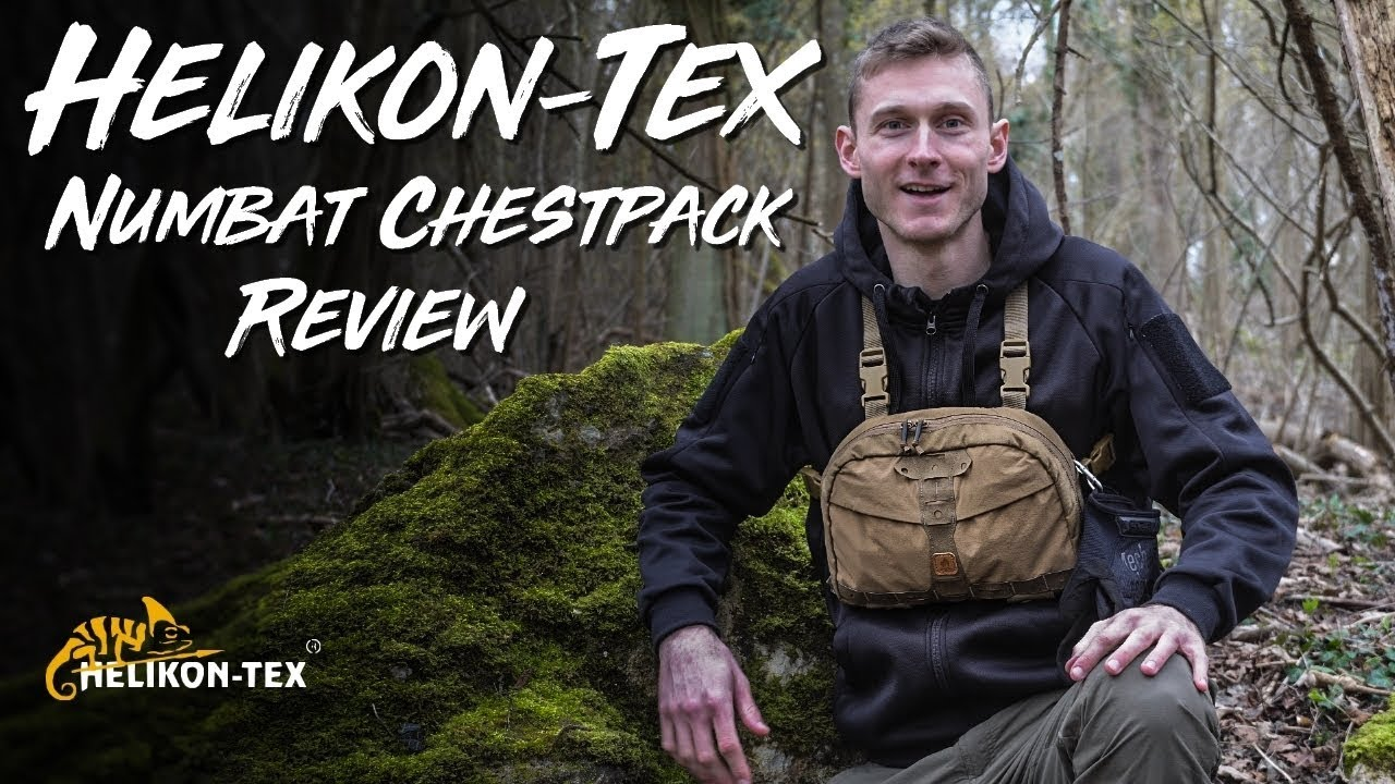 Chest Pack Numbat Helikon-Tex Bushcraft Line