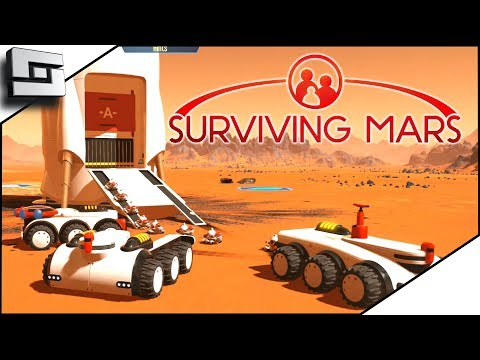 A Whole New World! Surviving Mars Gameplay! E4