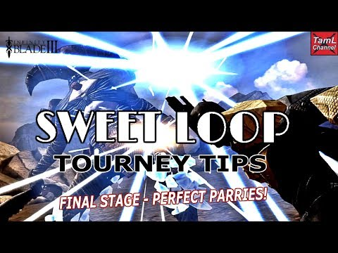 Infinity Blade 3: Sweet Loop Tourney Final Stage Tips!