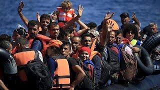 Лесбос. Путь мигранта: сбросив спасательный жилет, как старую кожу(, 2015-08-23T10:19:49.000Z)
