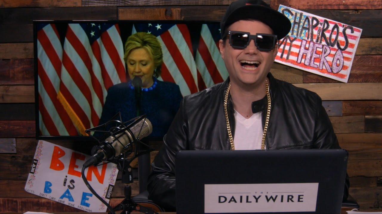 The Ben Shapiro Show Ep. 202 - Hillary Receives A Halloween Surprise