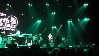 Janelle Monáe @ Nort Sea Jazz 2011