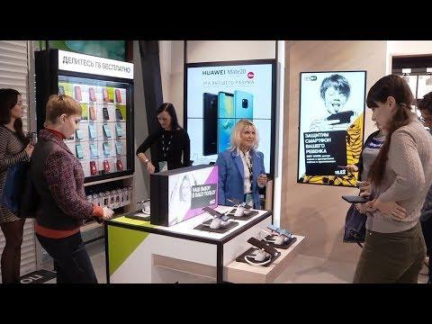 Tele2 запустила первый в Тамбове цифровой салон нового формата