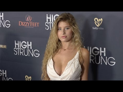 "Sofi Tyler ""High Strung"" Los Angeles Premiere"
