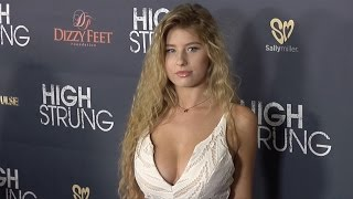 "Sofi Tyler ""High Strung"" Los Angeles Premiere"