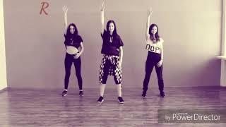 Sandrina, Goyang 2 jari,(Dancer keren)