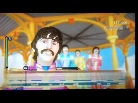 Beatles: Rock Band 3x Expert Harmonies - SPLHCB/WLHFMF 100% 30/30 19/19