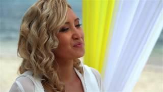 Свадьба в Доминикане , свадебный видеоклип , видеосьемка свадебной церемонии