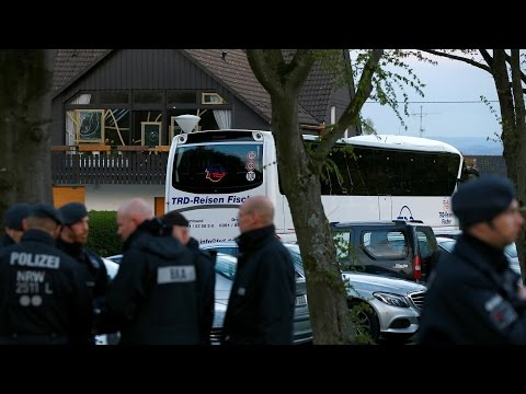 German police arrest suspect in Dortmund bus attack