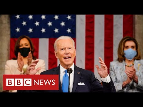 President Biden's $4 trillion plan to tax the rich and invest in America - BBC News
