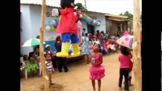 Piñata De Cumpleaños Costa Chica De Guerrero