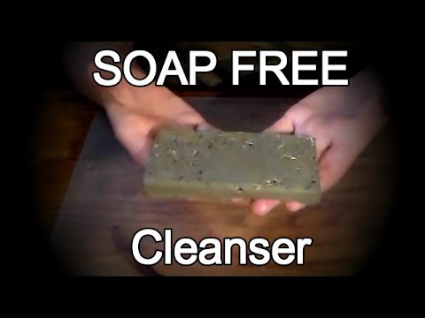 How to Make Soap-Free Clay Cleansing Bar for Head to Toe thumbnail