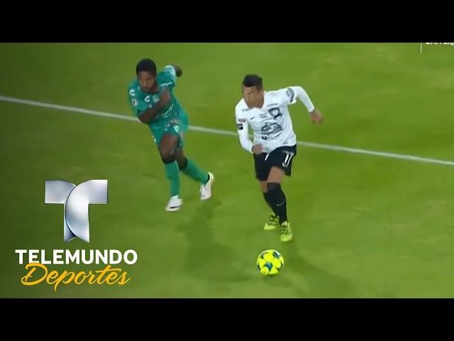 Pachuca vence a Jaguares: Mejores Jugadas | LIGA MX | Telemundo Deportes