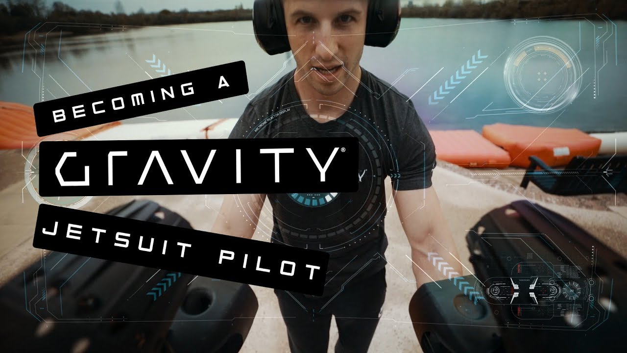 Becoming A Jet Suit Pilot - POV