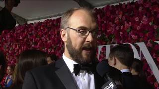 Red Carpet: Alex Gemignani (2018)