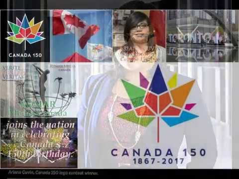 Greetings on canadas 150th birthday a new logo youtube greetings on canadas 150th birthday a new logo m4hsunfo